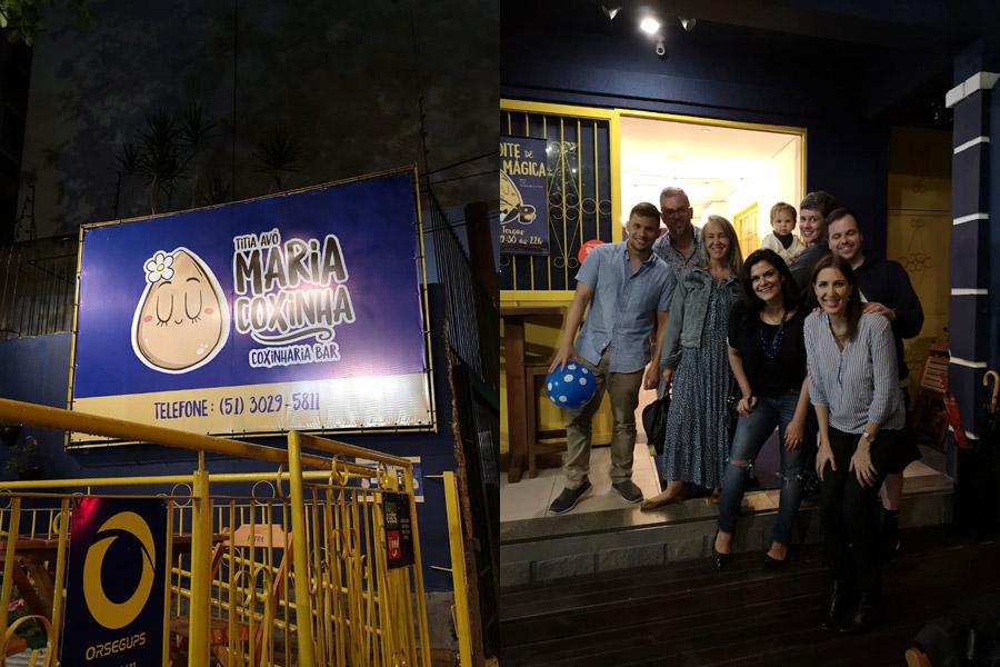 Guia Porto Alegre: Titia Avó Maria Coxinha
