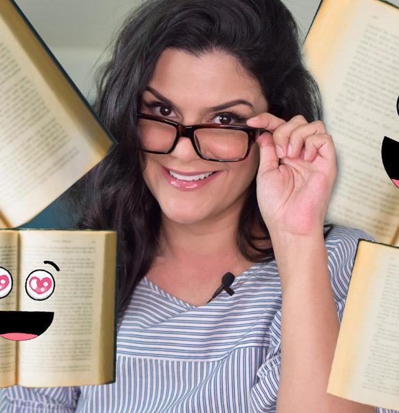 Chega de livro esquecido ou abandonado! #Desafio1LivroPorMês *