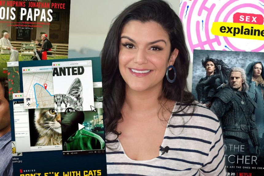 Netflix com o Marinão: Dois Papas, The Witcher e mais!