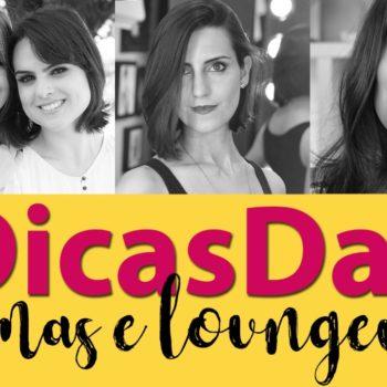 #DicasDas3: Pijama e roupa de ficar em casa