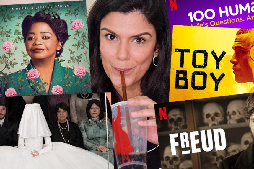 Netflix com o Marinão: Nada Ortodoxa, 100 Humanos, Freud e mais!