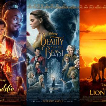 #CoronaFlix: Live-actions da Disney pra curtir com a família