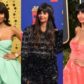 6 inspirações de maquiagem com Jameela Jamil