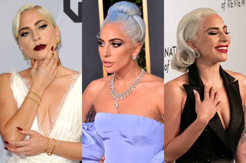 + 5 inspirações de maquiagem com Lady Gaga