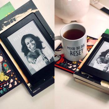 #Desafio1LivroPorMês: Minha História – Michelle Obama