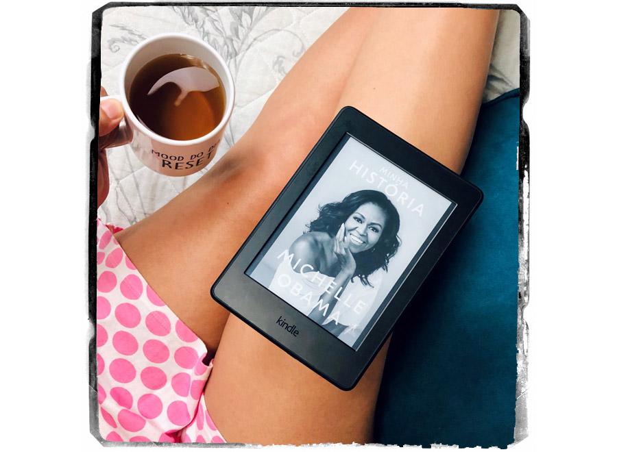 #Desafio1LivroPorMês: Minha História - Michelle Obama