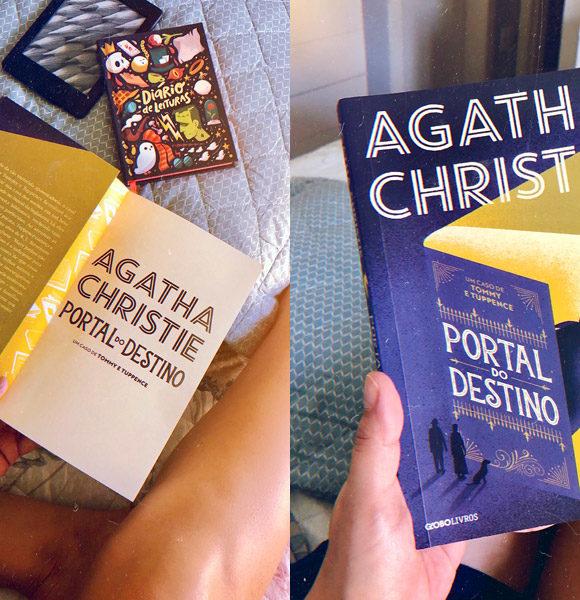 #Desafio1LivroPorMês: Portal do Destino
