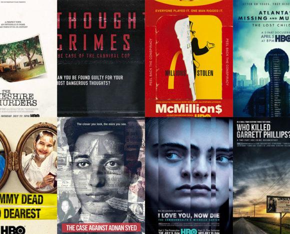 #CoronaFlix: 10 documentários da HBO sobre crime real
