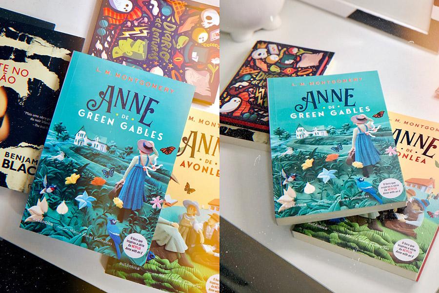 #Desafio1LivroPorMês: Anne de Green Gables