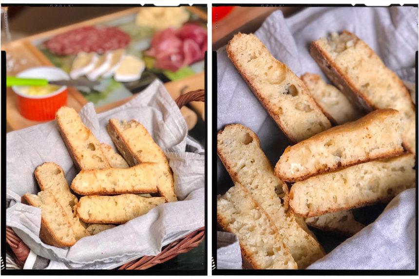 Cozinha tosca do Marinão: O pão que deu errado, mas deu certo