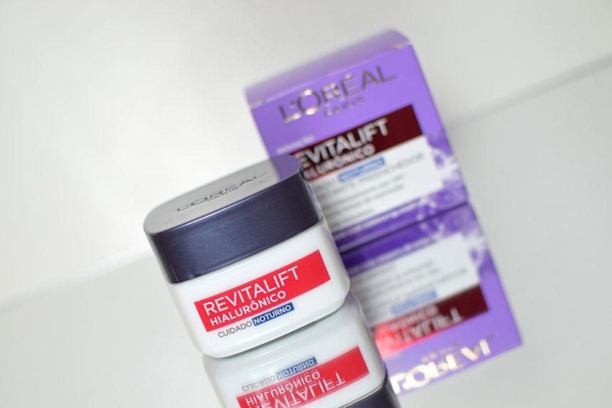 L'Oréal Paris Revitalift Hialurônico Cuidado Noturno