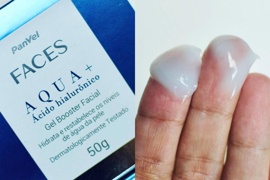 Aqua+ Panvel é dupe do Hydro Boost Neutrogena