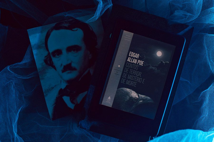 Clube do Livro do Marinão: Contos de terror, de mistério e de morte