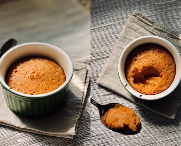 Cozinha tosca do Marinão: Bolinho de doce de leite