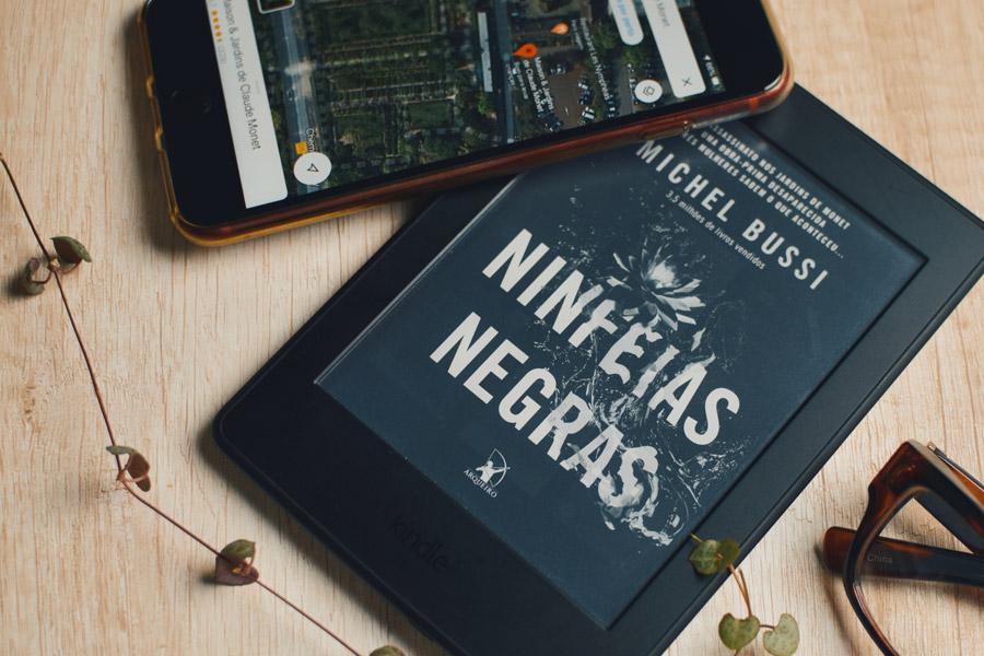 #Desafio1LivroPorMês: Ninféias Negras