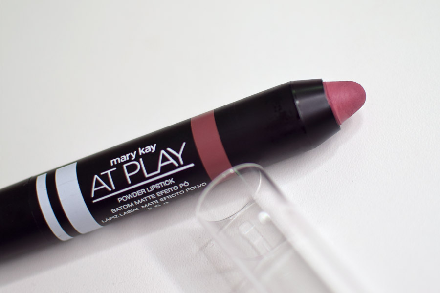 Batom Matte Efeito Pó Mary Kay At Play (Cool Pink)