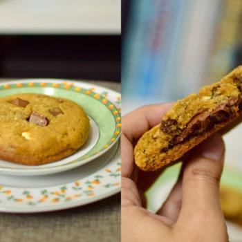 Cozinha tosca do Marinão: Cookie calota