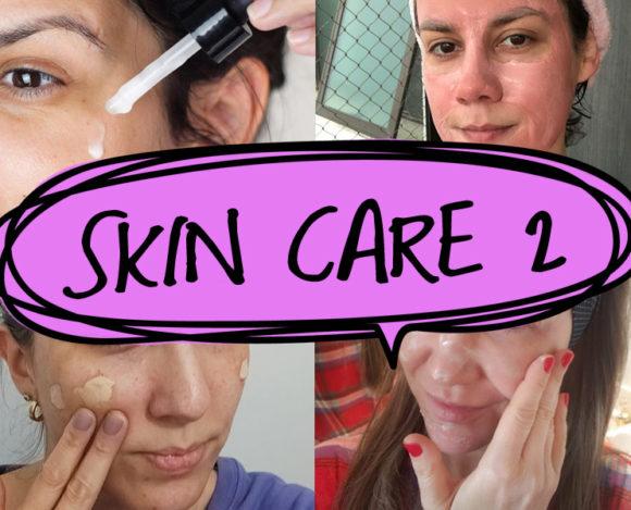 PodFalar: Skin care (parte 2)