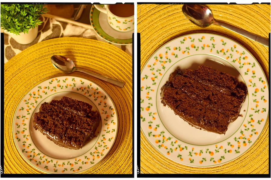 Cozinha tosca do Marinão: O melhor bolo de brigadeiro