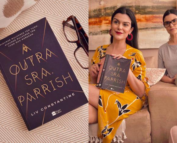 #Desafio1LivroPorMês: A Outra Sra. Parrish