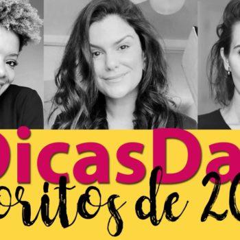 #DicasDas3: Lançamentos favoritos de 2020