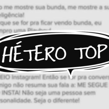 Podfalar: A autoestima do hétero top
