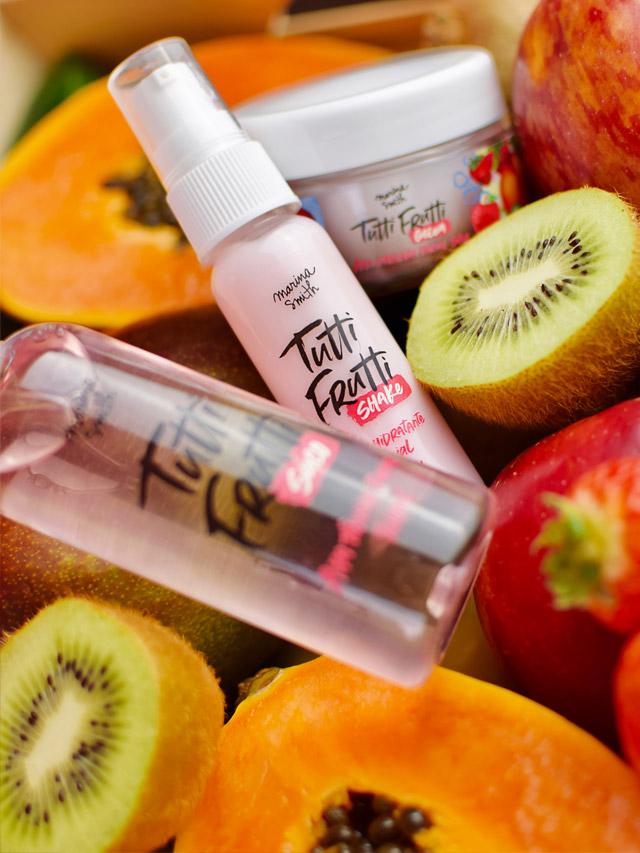 Tudo sobre Tutti Frutti Linha Marina Smith