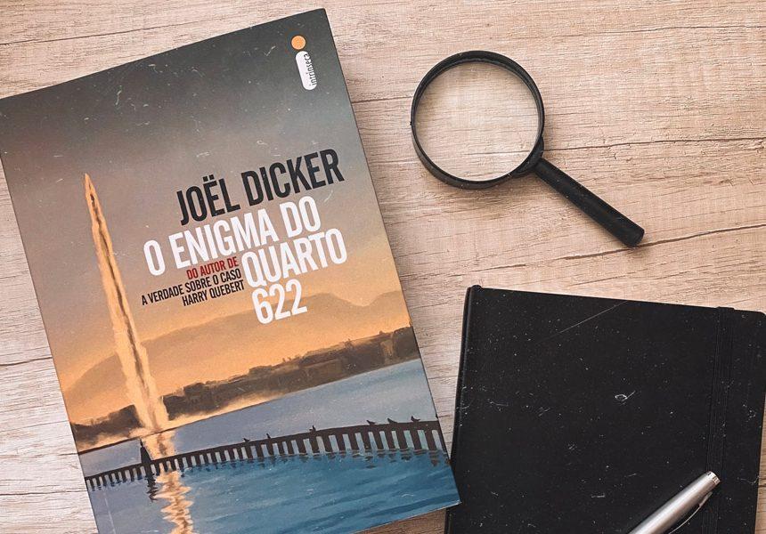 #Leituras2021: O Enigma do Quarto 622