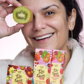 Tutti Frutti chegou!
