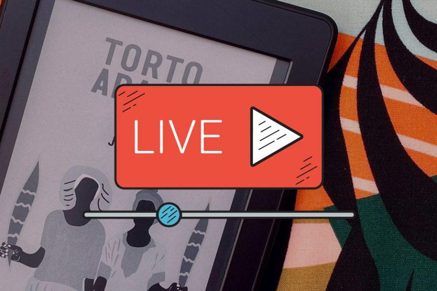 Insta LIVE do Clube do Livro: Torto Arado