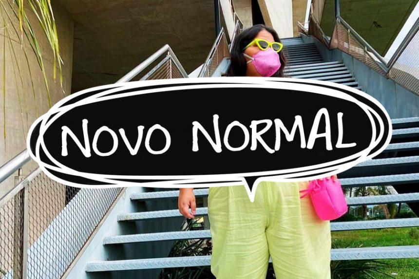 """Podfalar: O novo """"normal"""" com @aquelamari"""