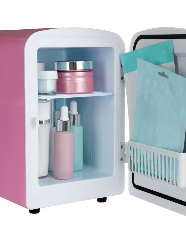 Vale a pena ter uma geladeira de beleza?