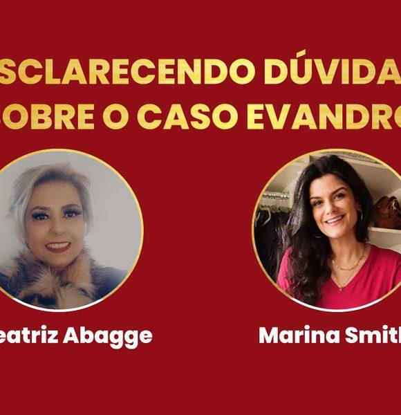 "Bate-papo com Beatriz Abagge sobre ""O Caso Evandro"""
