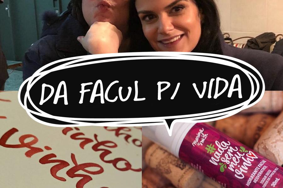 Podfalar: Da faculdade pra vida com @jujubas